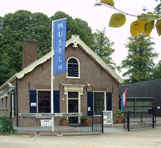 Geologisch Museum Hofland, Laren