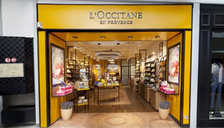 L'occitane en Provence chose the Cable Lights for their new concept store in the…