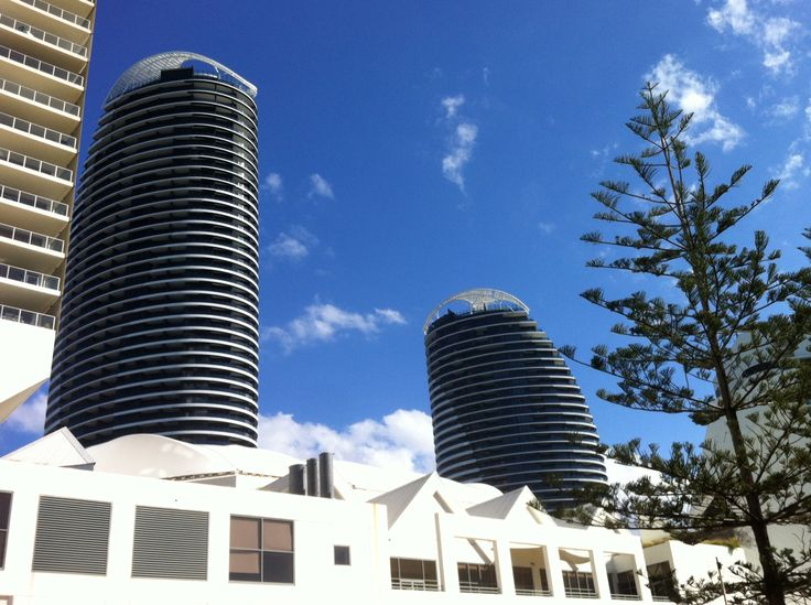 The Peppers in Broadbeach.