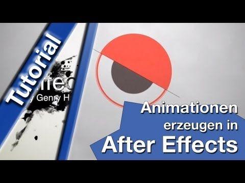 In diesem Video zeige ich euch, wie ihr mit Hilfe von After Effect ganz einfach Animationen erzeugen können. So etwas ist natürlich auch bestens für Typography und Kinetic Videos geeignet. Also schaut es euch an und postet eure selbst erstellten Videos.