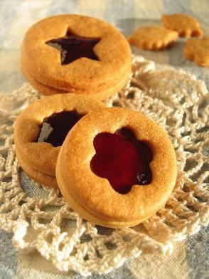 ぶどうジャムサンドクッキー by honwacafeさん | レシピブログ - 料理 ...