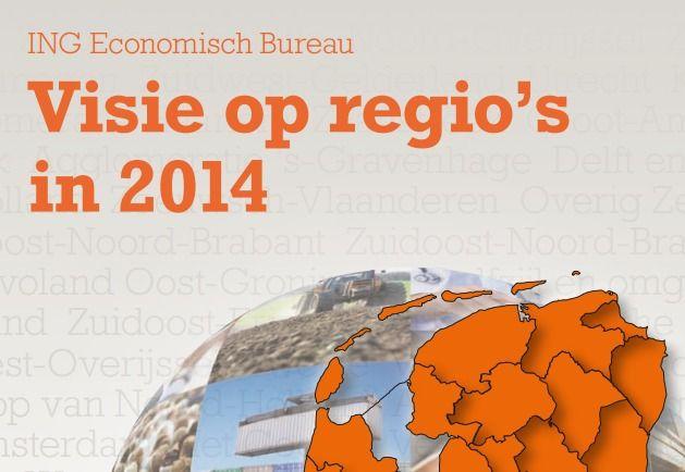 ING heeft een onderzoek gedaan naar de economie van verschillende regio's in Nederland. Ook werkloosheid wordt omschreven. Helaas zijn er regio's waarbinnen de werkloosheid zal stijgen, ook in 2014