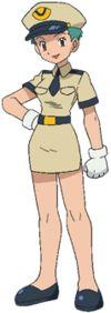 Officer Jenny - Pokémon Wiki - Neoseeker