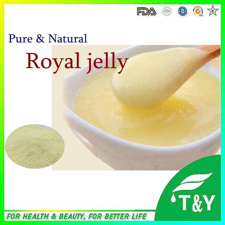 China factory wholesale korean ginseng royal jelly extract powder 10:1 20:1 50:1 900g/lot free shipping