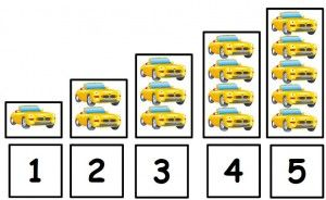 Picture-Number Match 01