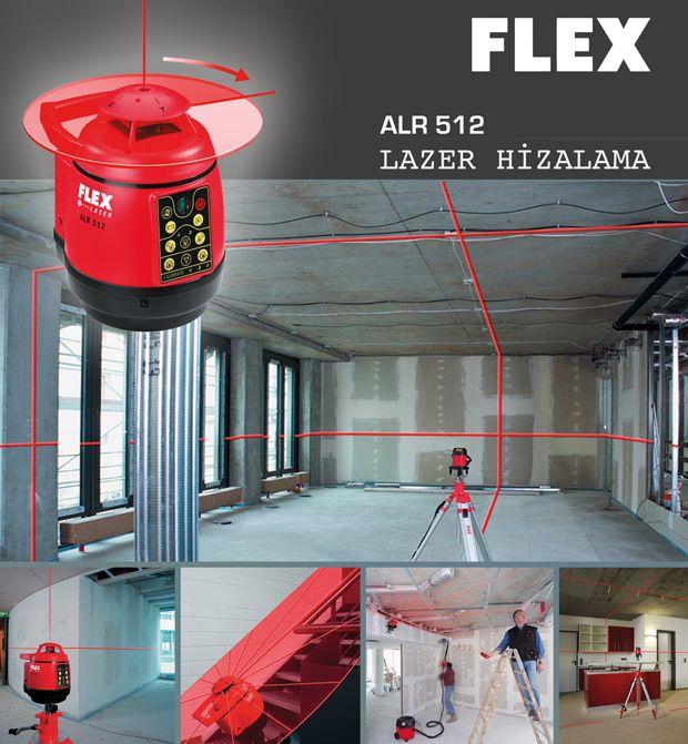 FLEX ALR 512 model profesyonel lazer hizalama cihazı yüksek performans arayanlar için ideal. Şarj edilebilir lazer 14 saat çalışabilmektedir. Dijital panellidir. http://www.ozkardeslermakina.com/urun/lazer-hizalama-flex-alr512/ #lazer #laser #flex #lazer_hizalama #lazer_olcum #kirmizi_lazer #kırmızı_lazer #profesyonel #alarm #sinyal