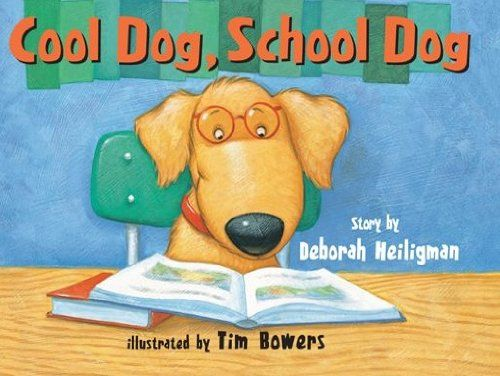 Today's Kindle Kids Daily Deal is Cool Dog, School Dog ($1.99), by Deborah Heiligman and Tim Bowers (Illustrator).