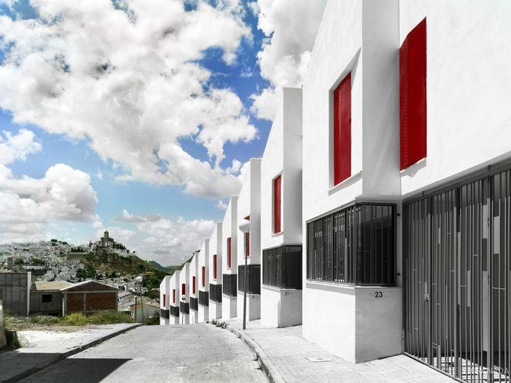 18 social Dwellings Viviendas sociales
