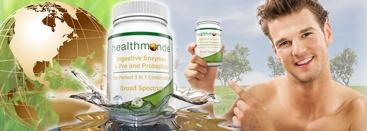 Digestive Enzymes +Pre and Probiotics benefit to Humans   https://www.artlorsean.com/branding