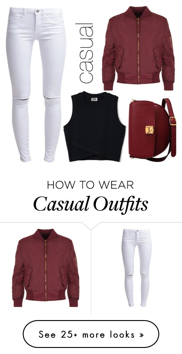 """""""casual"""" by zgracia on Polyvore featuring WearAll, ONLY and The Code"""