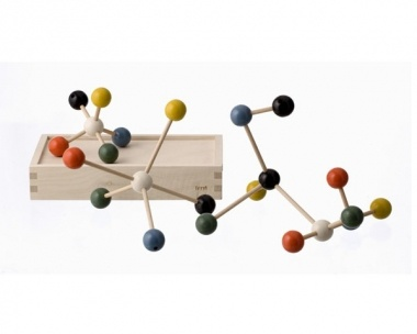 Bausatz für Molekül