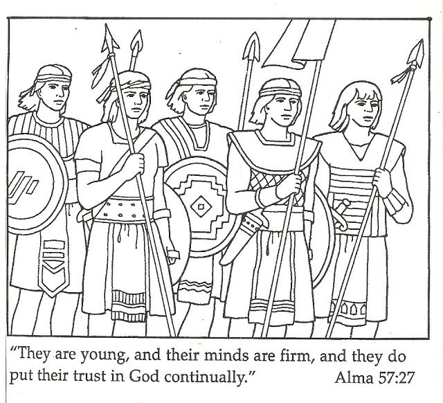 Warriors Don T Cry Summary Chapter 6: 214 Best LDS Children's Coloring Pages Images On Pinterest