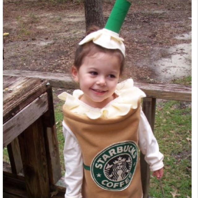 When I have a child, this will be her Halloween costume.