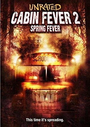 Michael Bowen & Rider Strong & Ti West-Cabin Fever 2: Spring Fever