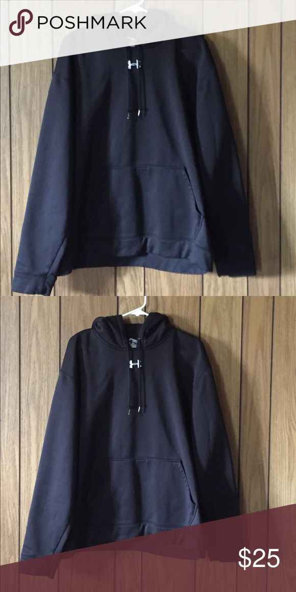 Men's Sz Large Under Armour Hoodie Men's Sz Large Under Armour hoodie. Barley worn. All reasonable offers considered. Bundle and receive a discount. Under Armour Shirts Sweatshirts & Hoodies