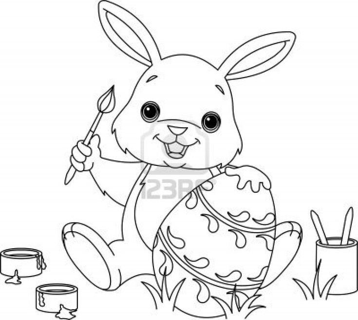 20 best paques images on Pinterest Coloring books, Easter - new easter coloring pages to do online