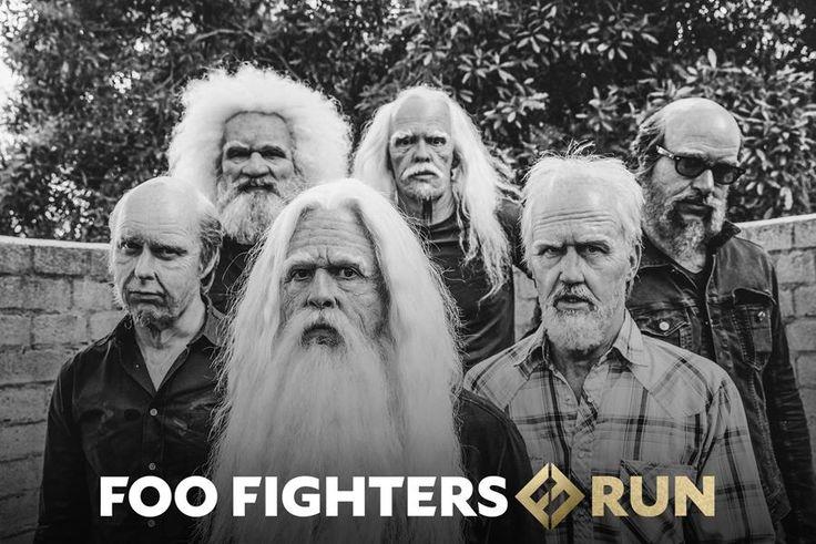 Foo Fighters - Run (2017)