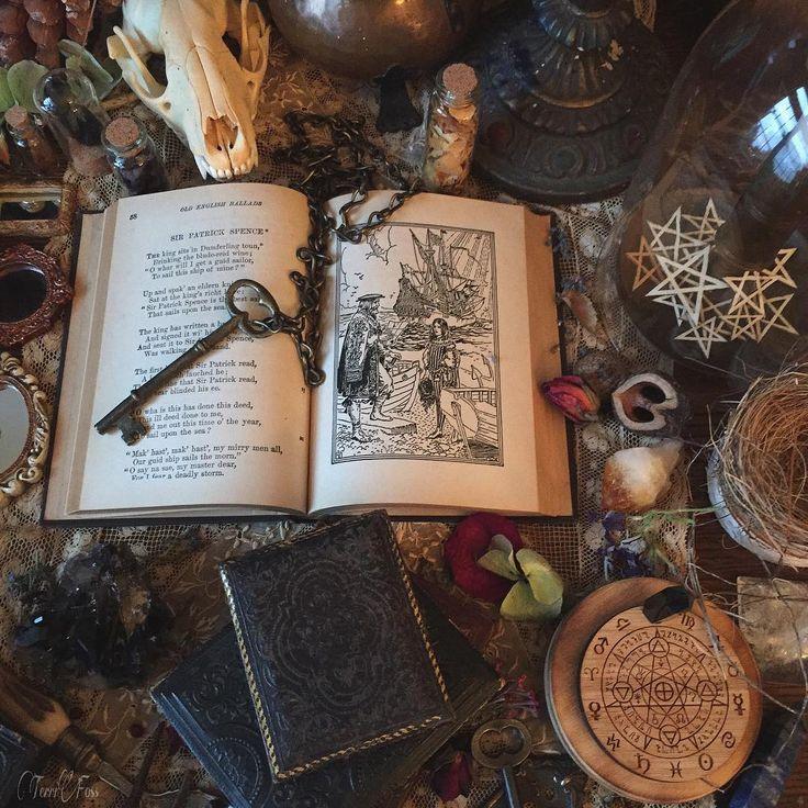 Woodland Witch — the-dark-voyager: I want these setups soooo bad