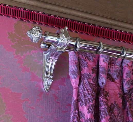 карниз Houles #curtains #houles #карнизы idealinterier