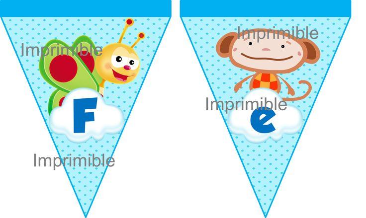 Tarjetas De Invitacion A Cumpleaños Baby Tv Para Compartir 9 HD Wallpapers