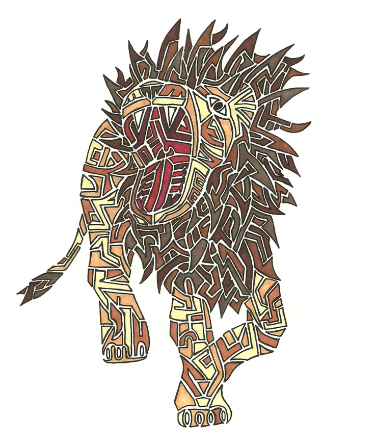 Fragment Lion 01