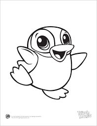 google coloring pages baby animals - photo#13