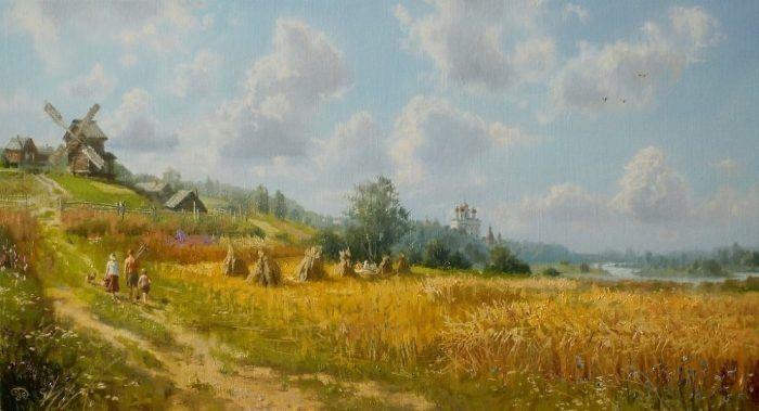 работы Владимира Жданова – 7-10