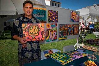 20th Annual Mental Health Arts Festival Showcases Creativity  http://sbseasons.com/blog/festival-showcases-creativity/ #sbseasons #sb #santabarbara  To subscribe visit sbseasons.com/subscribe.html