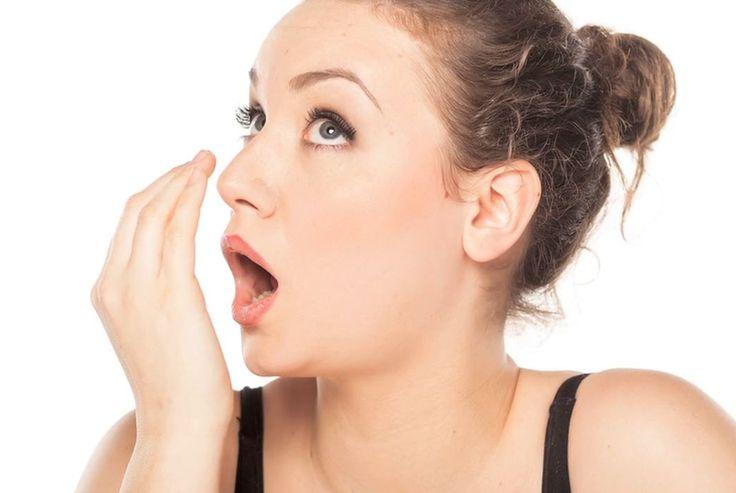 Was tun gegen Mundgeruch