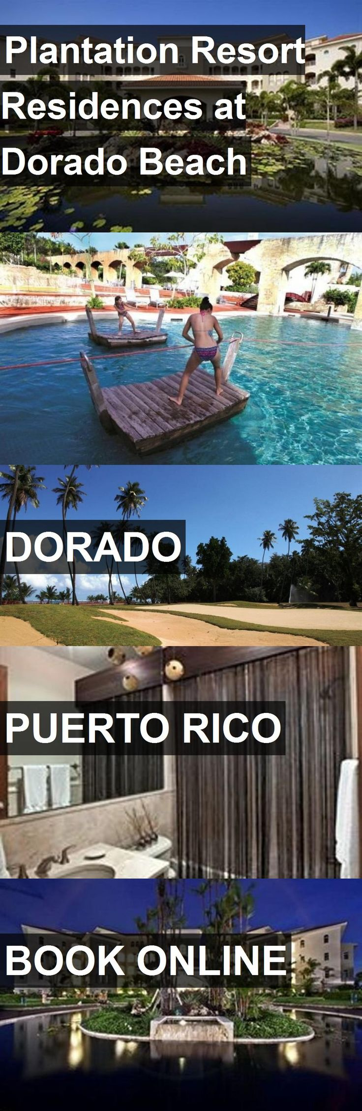 Hotel Plantation Resort Residences at Dorado Beach in Dorado, Puerto Rico. For more information, photos, reviews and best prices please follow the link. #PuertoRico #Dorado #travel #vacation #hotel