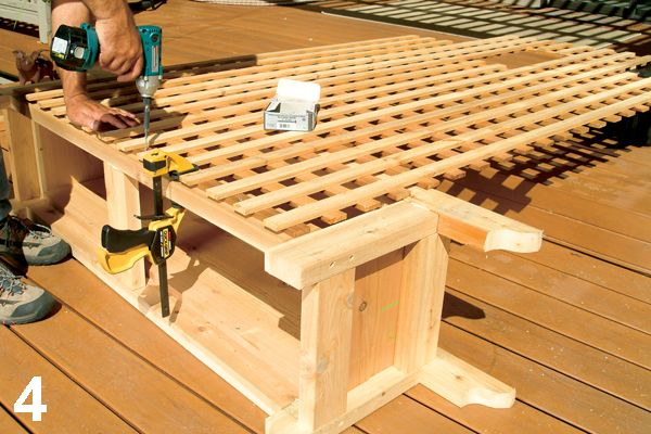 These two easy projects will add flair to your backyard.