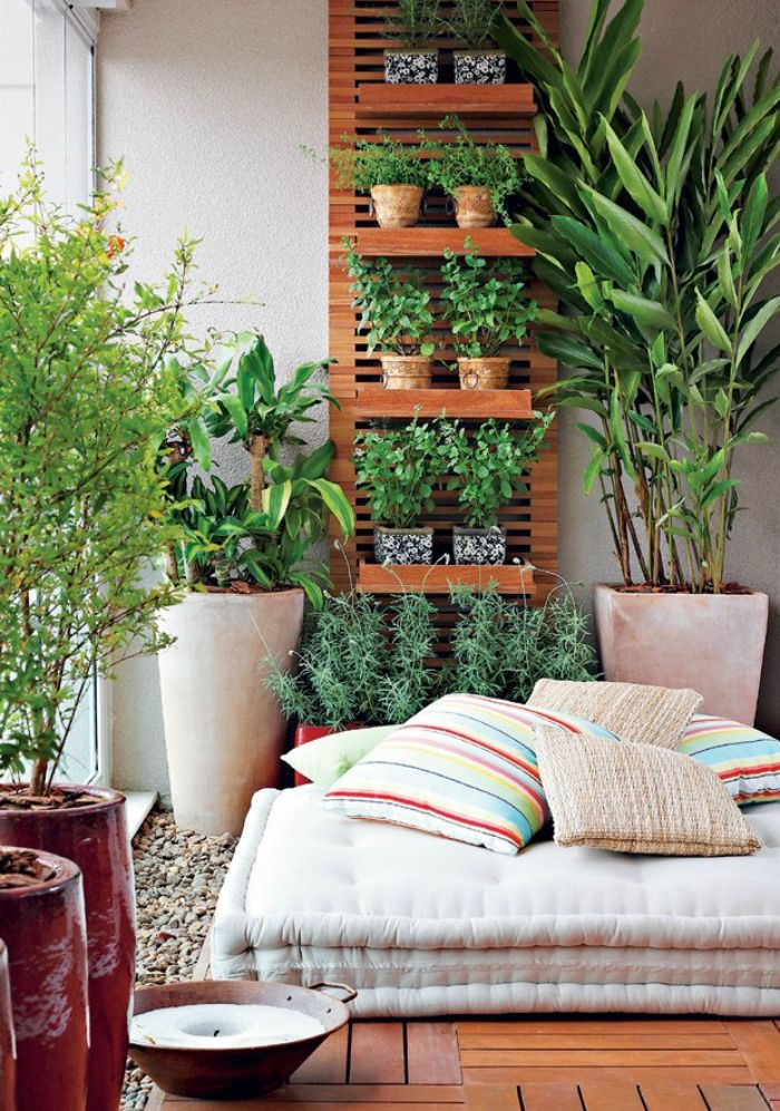 46++ Decoracion de patios pequenos con plantas inspirations