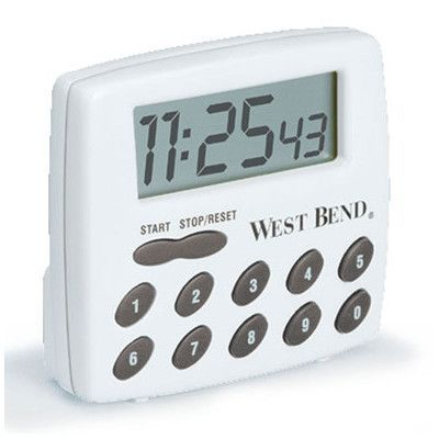 West Bend West Bend Electronic Stopwatch/Timer
