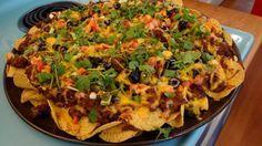 Nachos Supreme Recipe --Make Nachos Grande Restaurant-Style! -