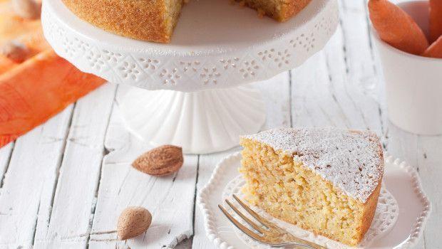 Torta mandorle e carote Bimby | ricetta semplice