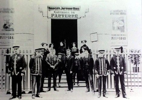 Dorset Cinema Granby Road