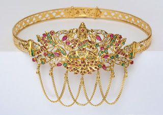 Indian Jewellery and Clothing: Different designs of armlets..