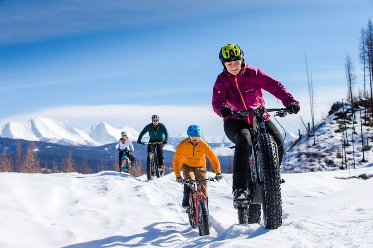 8 Adventurous Winter Activities in Montana (Besides Skiing) - Bearfoot Theory