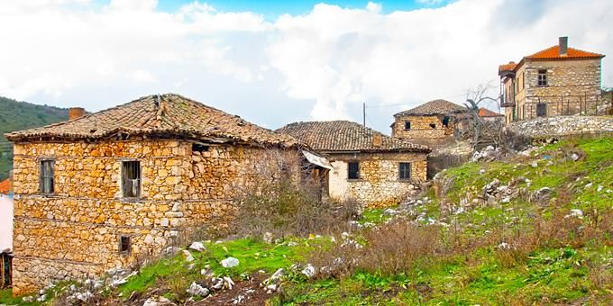 Τα πιο όμορφα γραφικά χωριουδάκια της Μακεδονίας