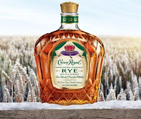Crown Royal Northern Harvest Rye - Rated 2015's Best Whisky Of The Year