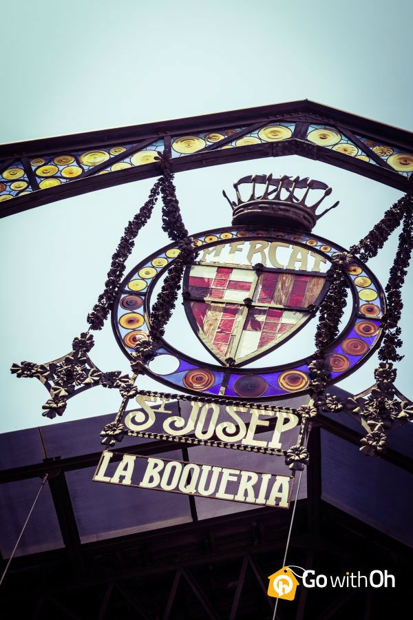 #Barcelona's foodie paradise is without a doubt the Boqueria Market... We've got all you need to know for #GwOFoodie  month right here: www.gwo.is/boqueria-g