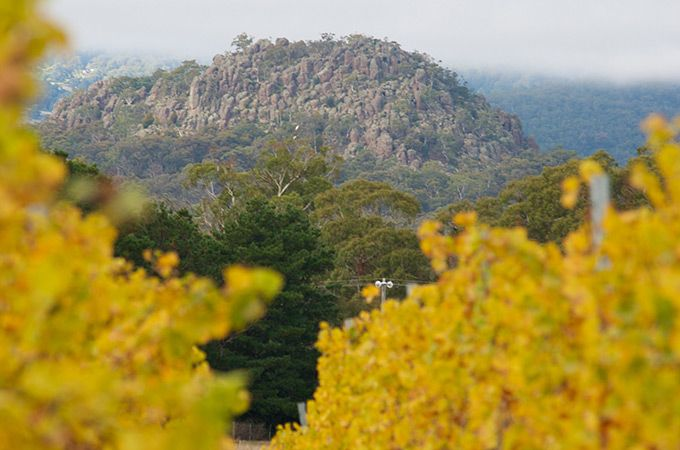6 Trips Inspired by Literature: Picnic at Hanging Rock - the Macedon Ranges, Australia
