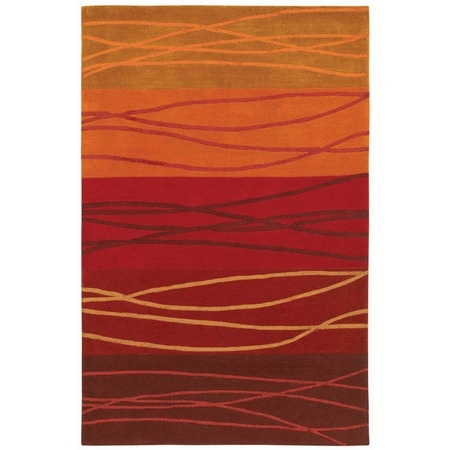 Mccoy Lr Rug I Pinned This Cadence Rug In Red From The