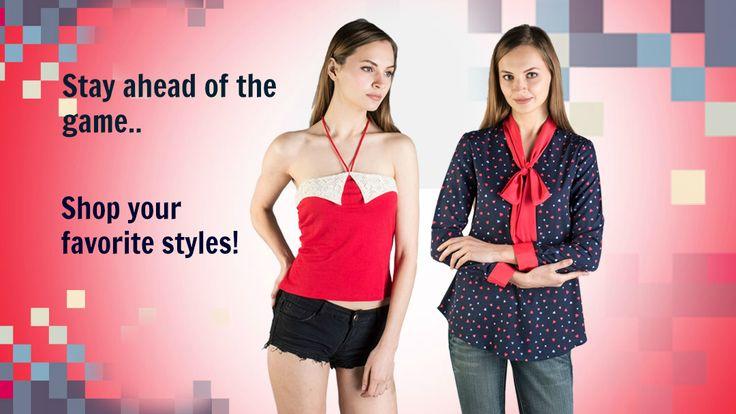 #Tryfa #LetsTryFashion #SummerSpecial #Latest #WomenFashion #FaashionDiaries