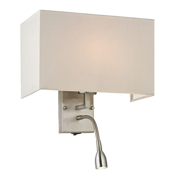 You Ll Love The Dixon 2 Light Wall Sconce At Wayfair