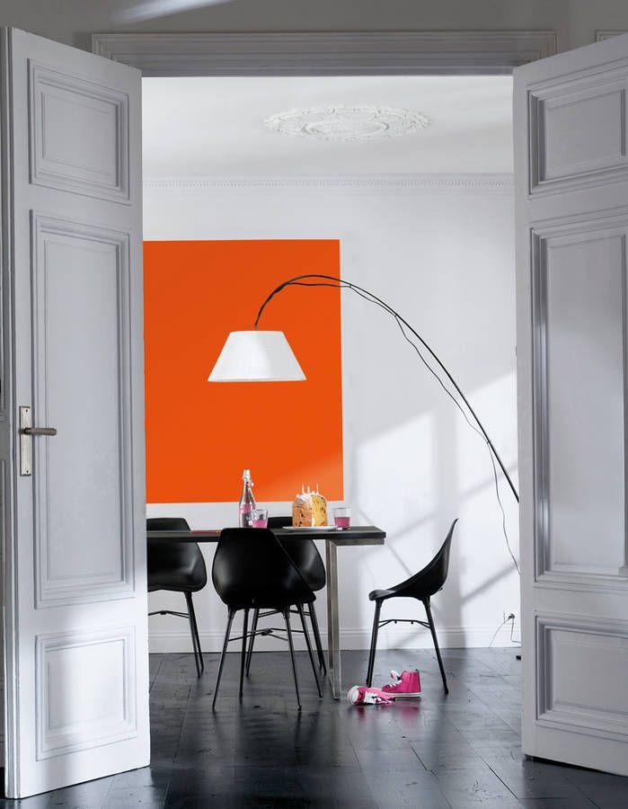 Deux peintures pour créer un effet tableau