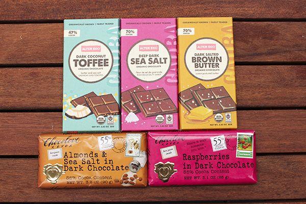iHerb Organic Chocolate