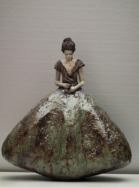 Carry Bakker Rinkens – Gala | Art II Sculpture | Pinterest