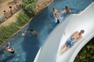 Best Texas Resorts with Onsite Water Parks
