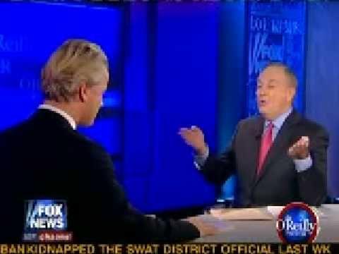 Geert Wilders on The O'Reilly Factor  02/23/09